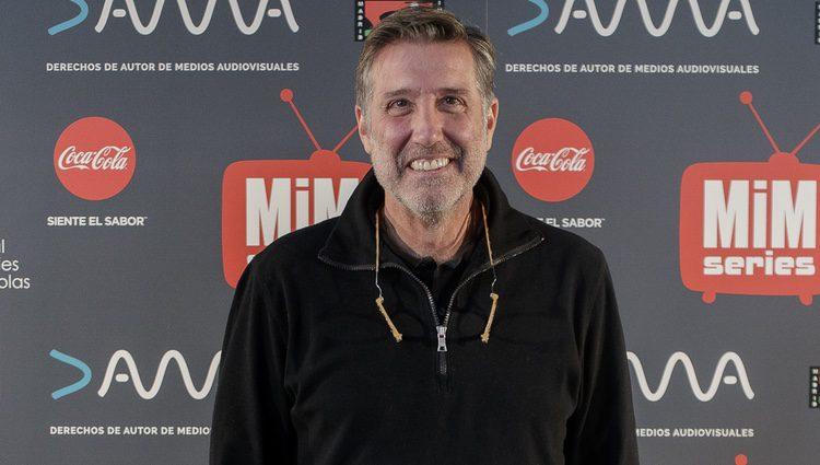 Emilio Aragón en la premier de 'Pulsaciones'