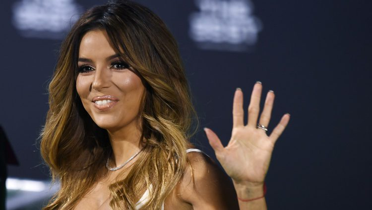 Eva Longoria en The Best FIFA Awards 2016