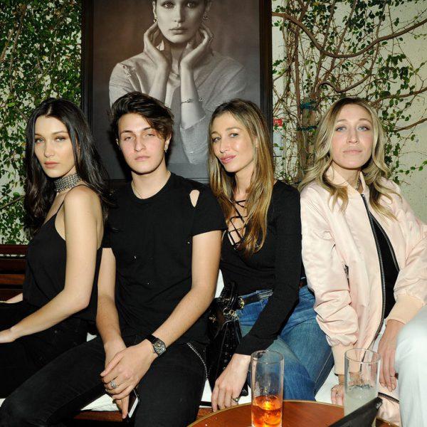 Los Hadid: guapos, modelos, hermanos y exitosos
