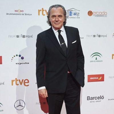 José Coronado en la entrega de los Premios Forqué 2017