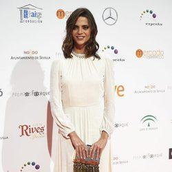 Macarena Gómez en la entrega de los Premios Forqué 2017