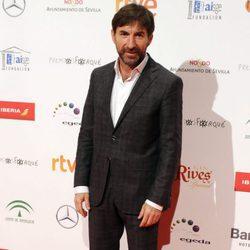 Antonio de la Torre en la entrega de los Premios Forqué 2017