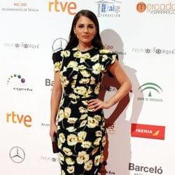 Andrea Duro en la entrega de los Premios Forqué 2017