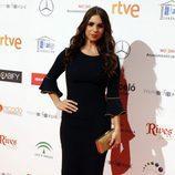 Elena Furiase en la entrega de los Premios Forqué 2017