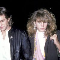 Julia Roberts y Eric Roberts en 1986