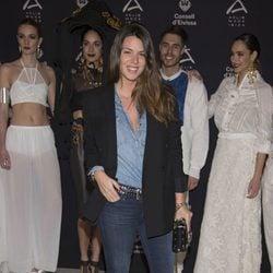Laura Matamoros en la fiesta AdLib de Ibiza con motivo de FITUR