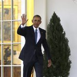 Barack Obama se despide la Casa Blanca