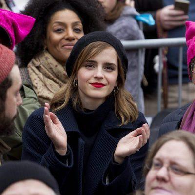 Las famosas que han estado en la Marcha de las Mujeres en Washington