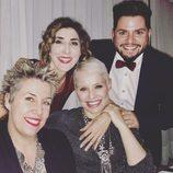 Paz Padilla y Soraya Arnelas en el 30 cumpleaños de Tamara Gorro