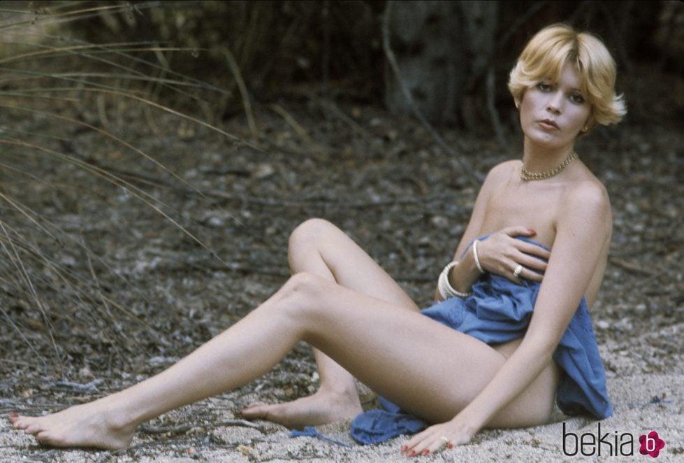 Bárbara Rey desnuda