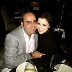 María Jesús Ruiz y su nuevo novio, Julio Ruz