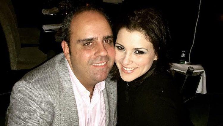 María Jesús Ruiz y su nuevo novio, Julio