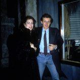 Carolina de Mónaco y Stefano Casiraghi en Nueva York