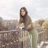 Carolina de Mónaco de joven