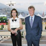Carolina de Mónaco y Ernesto de Hannover en su última aparición antes de separarse