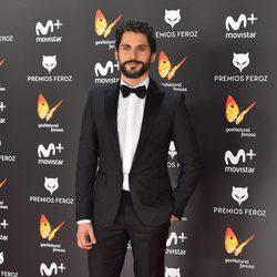 Paco León en la alfombra roja de los Premios Feroz 2017