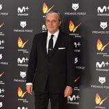 José Coronado en la alfombra roja de los Premios Feroz 2017