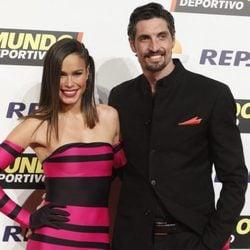 Mireia Canalda y Felipe López en la Gala Mundo Deportivo 2017