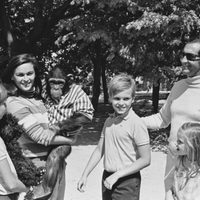 La familia Dominguín al completo