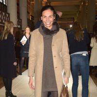 Inés Sastre en el front row de Bonpoint en la Semana de la Alta Costura de París