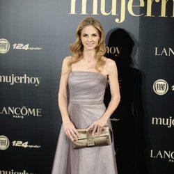 Genoveva Casanova en los Premios Mujer Hoy 2017