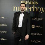 Sergio Mur en los Premios Mujer Hoy 2017
