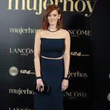 Ana Polvorosa en los Premios Mujer Hoy 2017