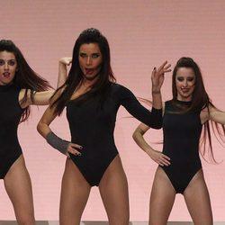 Pilar Rubio convertida en Beyoncé bailando su famosa 'Single Ladies' en 'El hormiguero'