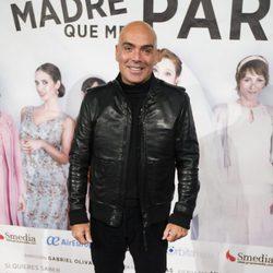 Kike Sarasola en el estreno de la obra de teatro 'La madre que me parió'