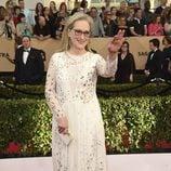 Meryl Streep en los SAG Awards 2017
