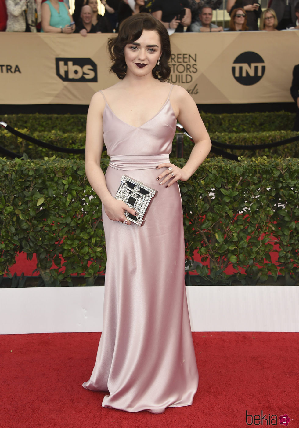 Maisie Williams en los SAG Awards 2017