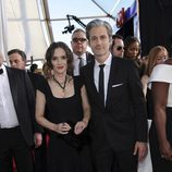 Winona Ryder y Scott Mackinlay  en los SAG Awards 2017