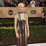 Michelle Williams en los SAG Awards 2017