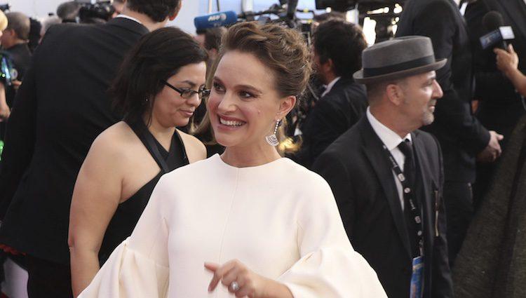 Natalie Portman en los SAG Awards 2017