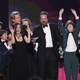 La serie 'Stranger Things' gana uno de los premios de los SAG Awards 2017