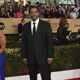 Denzel Washington en los SAG Awards 2017