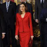 La Reina Letizia en la clausura de la conmemoración del IV centenario de la muerte de Cervantes