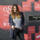 Laura Matamoros en el desfile de Naulover en la 080 Barcelona Fashion