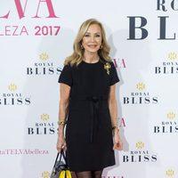 Carmen Lomana en los Premios Telva Belleza 2017