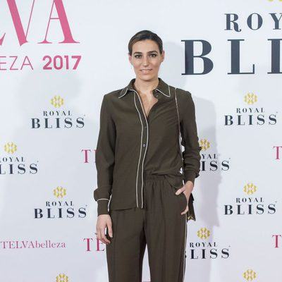 Eugenia Ortiz en los Premios Telva Belleza 2017