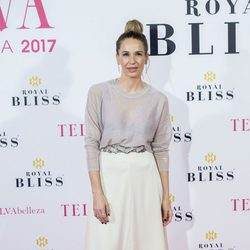 Carola Baleztena en los Premios Telva Belleza 2017