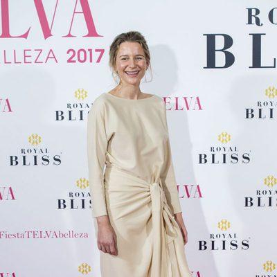 María León en los Premios Telva Belleza 2017
