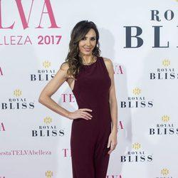 Paloma Lago en los Premios Telva Belleza 2017
