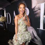Rita Ora muy feliz en el estreno de 'Cincuenta Sombras más Oscuras' en Los Angeles
