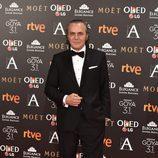 José Coronado en la alfombra roja de los Premios Goya 2017