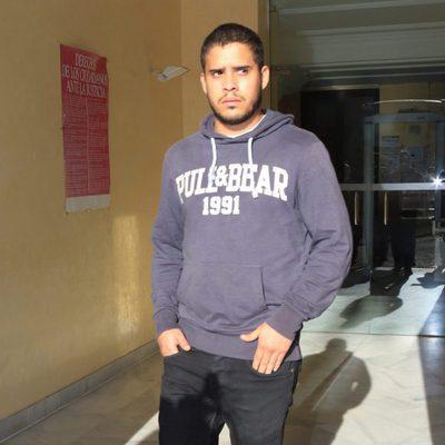 José Fernando Ortega en los Juzgados de Jerez de la Frontera