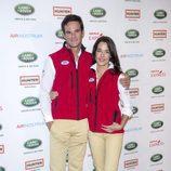 Jose Bono Jr y Ana Bono en el Land Rover Discoverry Challenge 2015