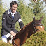 Jose Bono Junior durante el campeonato den Castilla-La Mancha 2012