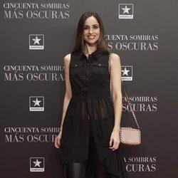 Lorena Van Heerde en el estreno de 'Cincuenta Sombras Más Oscuras' en Madrid