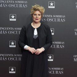 Tania Llasera en el estreno de 'Cincuenta Sombras Más Oscuras' en Madrid